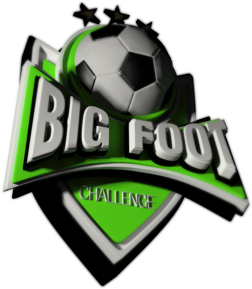 Logotype Big foot challenge