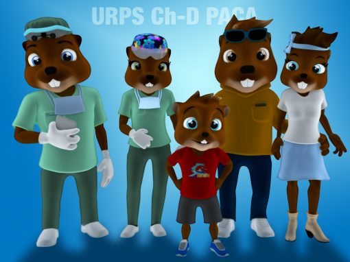 URPS Ch-D (Animation 3D)